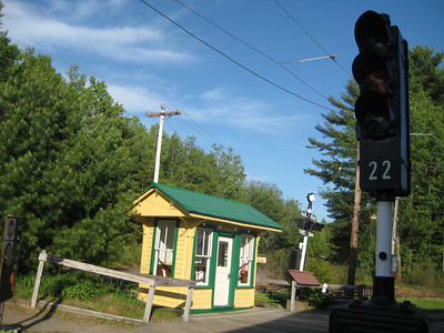 Morrison Hill Station.