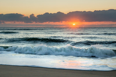 Sunrise Over Assateague