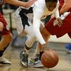 Seaside vs. Carmel basketball