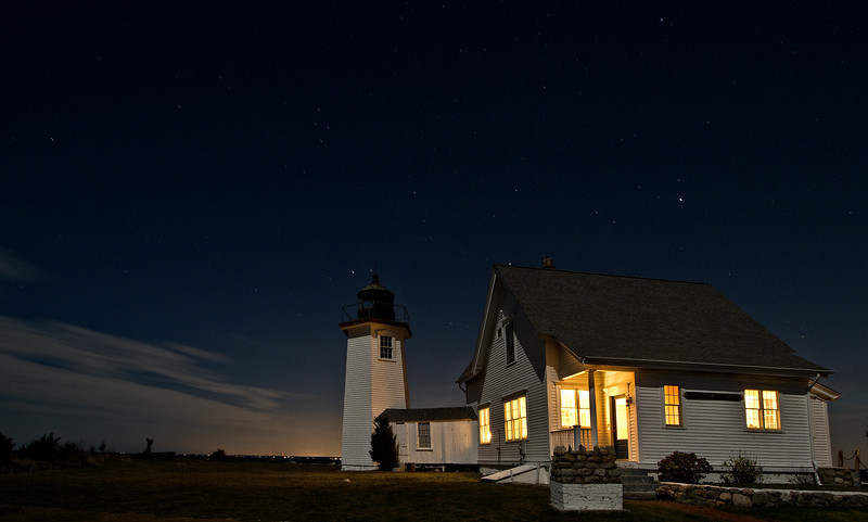 Wings Neck Lighthouse