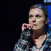 Anastasia Davidson in BETC's 2018 production of Going to a Place Where You Already Are by Bekah Brunstetter (photo: Michael Ensminger)