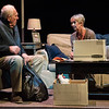 Jim Hunt and Anne Sandoe in BETC's 2018 production of Going to a Place Where You Already Are by Bekah Brunstetter (photo: Michael Ensminger)