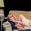 Anne Sandoe in BETC's 2018 production of Going to a Place Where You Already Are by Bekah Brunstetter (photo: Michael Ensminger)