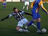 <CENTER>Sliding tackle from Ash Fuller</CENTER>