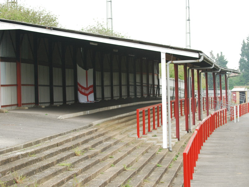 <CENTER>Covered terrace at Church Road</CENTER>