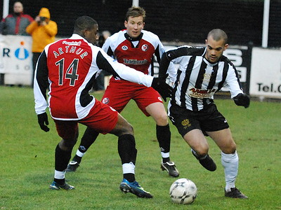 Kettering Town FAT (H) 13/12/08