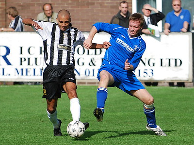 Lowestoft Town FAC (H) 13/09/08