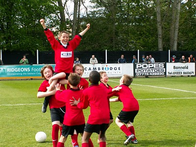 Penalty Shoot-out Winners - Girton