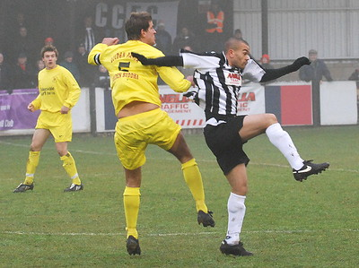 Tiverton Town (H) 29/11/08