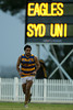Ben Mankarious. SYDNEY, AUSTRALIA - MAY 23: East Coast Eagles (13.13-91) def the Sydney University Students 3.8-26) in the 7th Round of the 2009 Sydney AFL Premier Division at Bruce Purser Oval on Saturday May 23, 2009. (Photo by Michael Vettas/SAFLPhotos.com.au)
