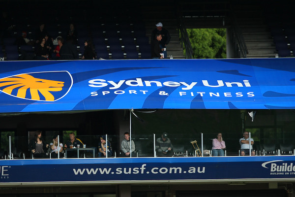 SYDNEY, AUSTRALIA - JUNE 28: Sydney University Students (11.10-76) are defeated by the East Coast Eagles (17.15-117) in the 11th Round of the 2009 Sydney AFL Premier Division at Sydney University Oval #1 on Sunday June 28, 2009. (Photo by Michael Vettas/SAFLPhotos.com.au)