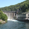 09/10 - Cheoah Dam, AKA Fugitive Dam. This is the dam used in filming the Harrison Ford film The Fugitive.