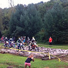 Kenda Tennessee Knockout - near the starting line. And this is the easy section of the course.
