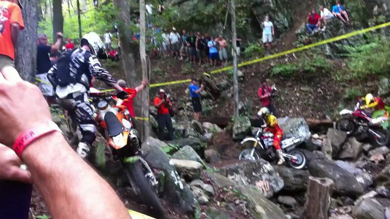 Kenda Tennessee Knockout - Mayhem in the rock garden