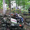 Kenda Tennessee Knockout - this is what happens when you crash in a popular spot. That's a Yamaha on top of a KTM.