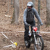 Francois during his first-ever trials competition. He took second in Novice! 02/09/14
