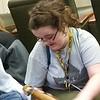 Maeby loved working at UTK's Finals Week Study Break. 12/04/14