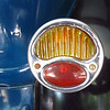 Richard Webb's birthday party, 05/27/12. Taillight of a Model A.
