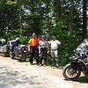 BMW ROK On Rally, 05/26/12 at Buzzard's Roost. That's James Holt, me and Joe Henslee.