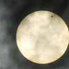 "The transit of Venus across the sun, 06/06/12. Photo credit to Darryl ""killboy"" Cannon"