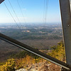 03/10/14 - The view from Morton Bluff, Chilhowee Mountain, down toward Maryville.