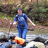 Here, biped, let me guide you. Slickrock Creek Trail, 10/24/11