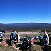 02/26/12, riding the gravels to Buck Bald with the GS Crew of the BMW Riders of Knoxville.