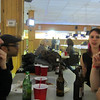 A very drunk, very fun evening out with the Toronto Roller Derby girls in Fort Wayne, IN.