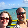 Cruise 2012: The tender ride ashore at Cozumel was vomitoriously rough. This was taken at the end of the ride after the water smoothed out.