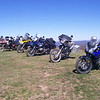 A pack of GSes and J. Random V-Strom. Buck Bald, 02/26/12, Jim Wishart's Picture