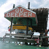 Cruise 2012: deeper than what? Roatan, Honduras