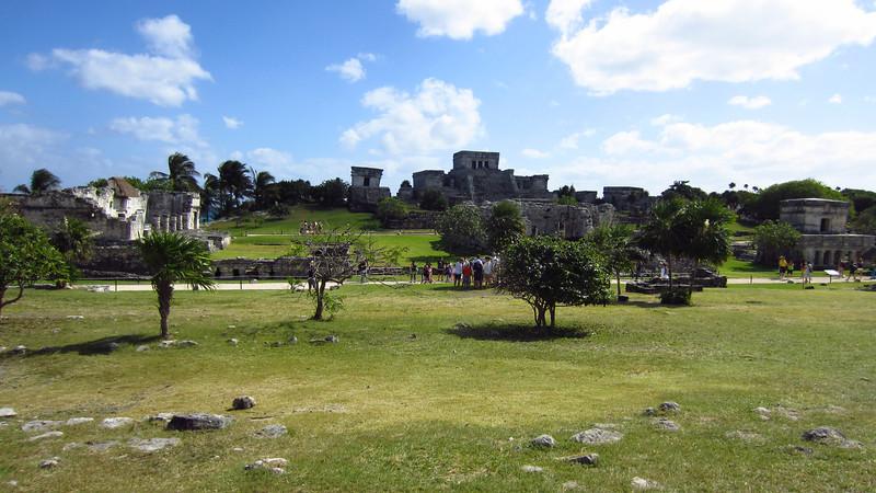 Cruise 2012: Mayan ruins at Tulum, near Cozumel MX