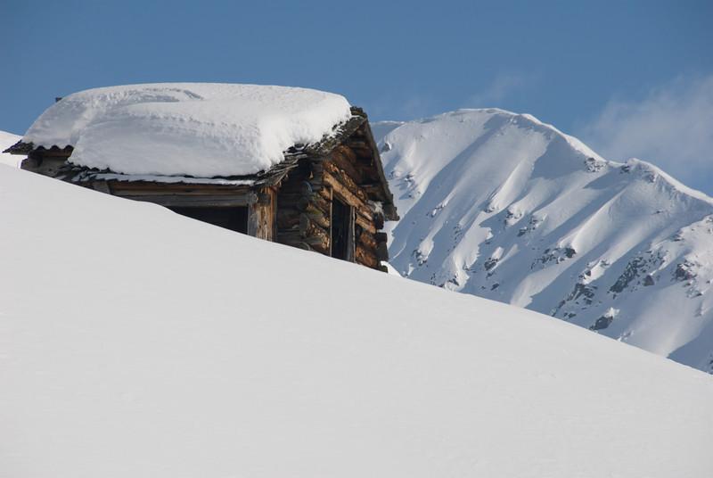 Sertig Valley near Davos