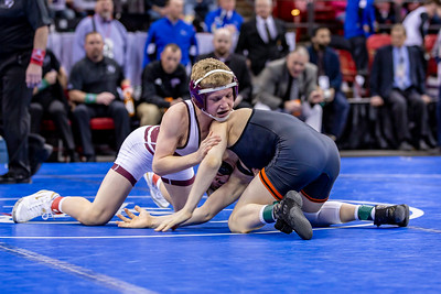 2020 WIAA State Championships 106-126lbs by Stacy Schiesl