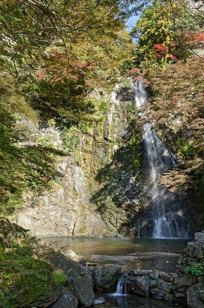 Mino Waterfall