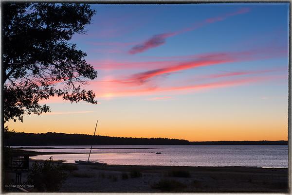 September 30th Sunset