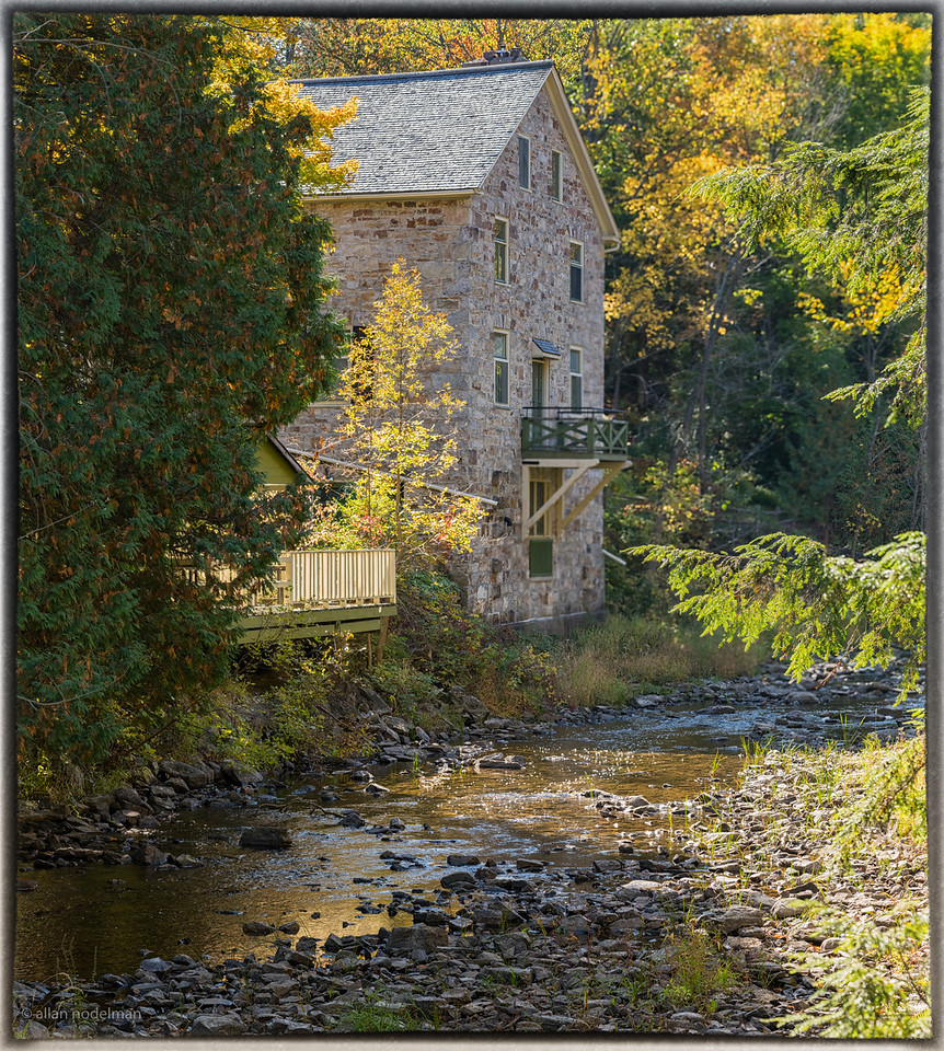 Mill of Kintail Conservation Area Near Almonte