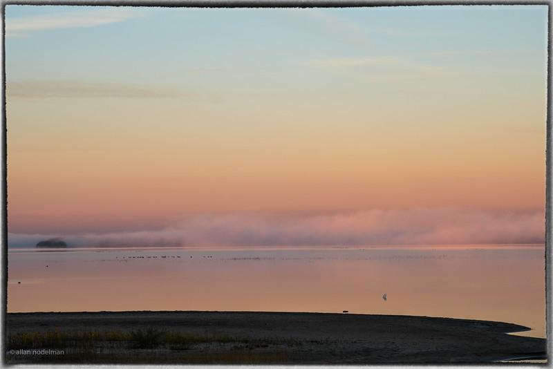 Sunrise November 8
