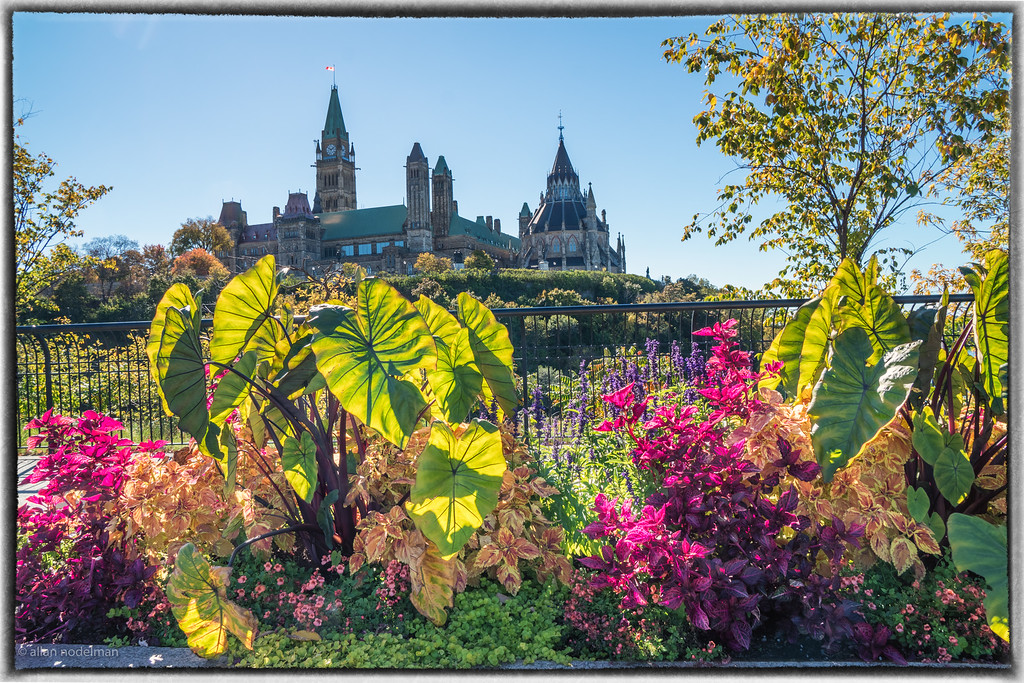 Major's Hill Park Ottawa