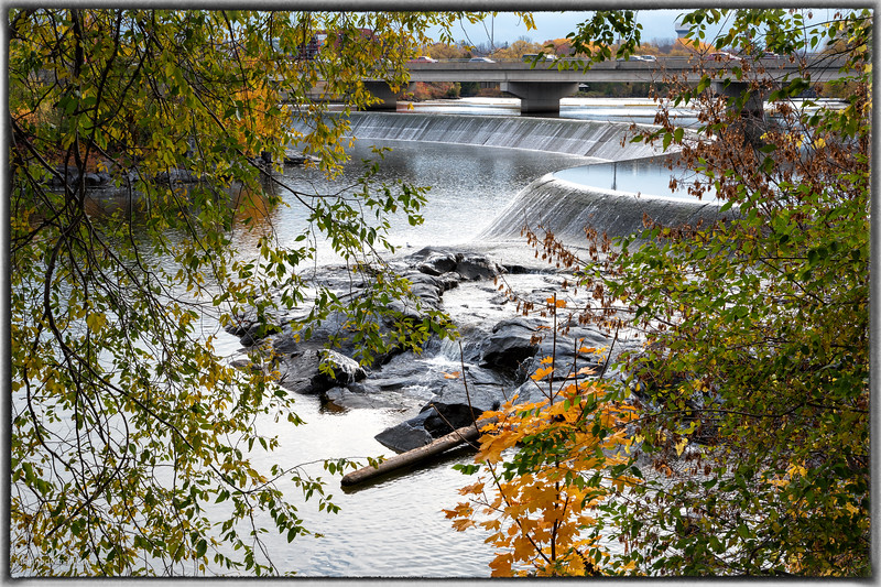Madawaska River in Arnprior