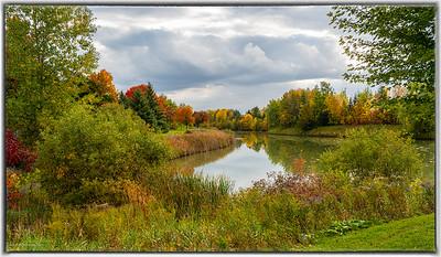Storm Pond Kanata Ontario