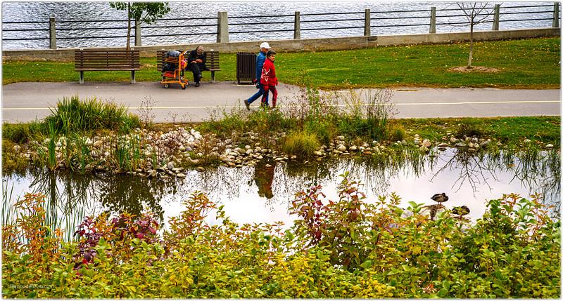 Rideau Canal Pathway Ottawa
