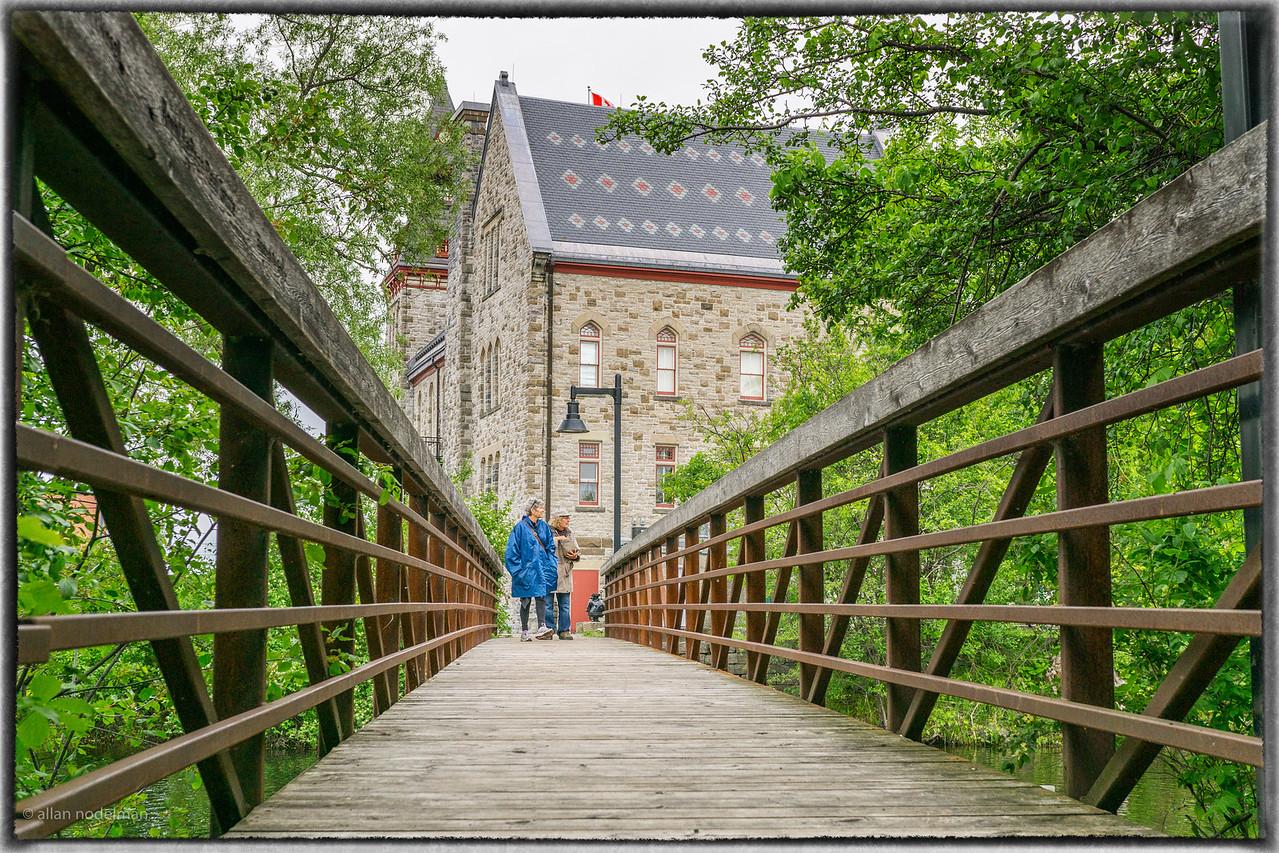 Riverwalk in Almonte