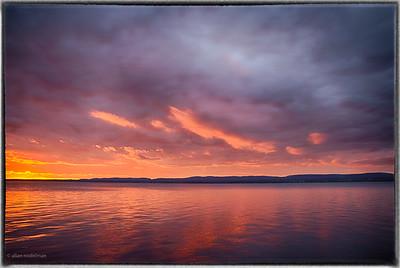 May 2nd Sunset