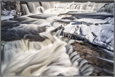 Almonte Falls Mississippi River