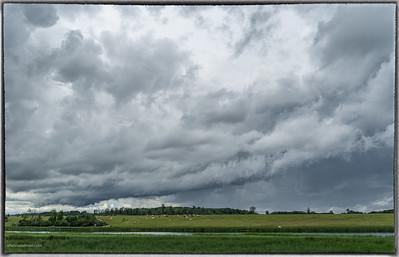 Summer Storm Near Arnprior