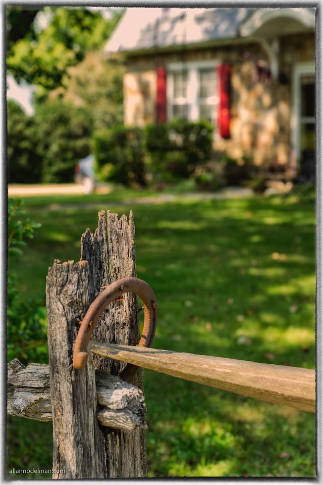 Lucky Horseshoe in Virginia