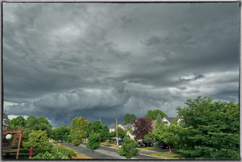 Storm Clouds Over Kanata