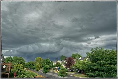 Storm Clouds Over Kanata