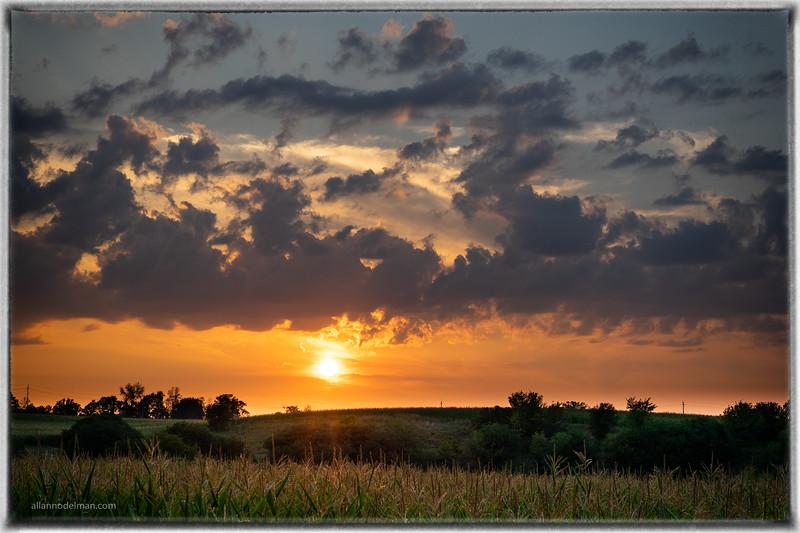 Almonte Ontario Sunset